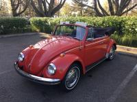 1969 VW BUG CONVERTIBLE