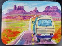 Van Life sticker-front