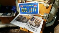 """The Toaster"" ('67 Westfalia) at ""Bus City"" 2018"