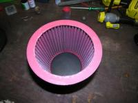 Karmann Ghia Air Cleaner Mod