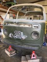VW Bay window Body work