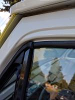 Vanagon Driver Side Window Seals