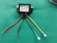 NHS 6,000 rpm tach with converter