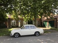62 in front of old farm in Belgium!!!