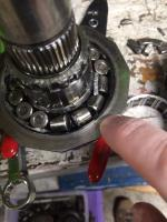 091 pinion bearing failure