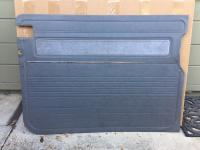 Vanagon Sliding Door Panel Late Model