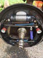 Mk1 drum brakes