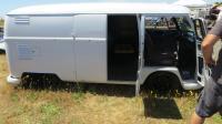 Panel Split Buses seen at Sacramento Bugorama May 2018