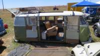 Standard Split Buses seen at Sacramento Bugorama May 2018