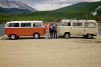 Air-Schooled road trip photo dump