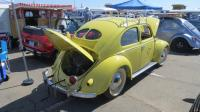 1950 Oval-Window Postal Bug seen at Sacramento Bugorama May 2018