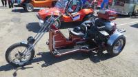 Trike seen at Sacramento Bugorama May 2018