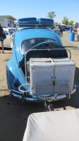Volksfire's 1961 Bug seen at Sacramento Bugorama May 2018