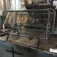 Bengels Retro Style VW Bench Seat Frame...