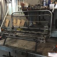 Bengels Retro Style VW Bench Seat Frame...