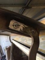 Hatch bolts