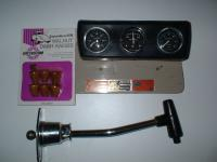 Interior Goodies, bug-in paques, shifter, wood knobs...