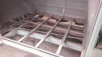 cargo floor removed