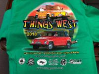 Things West 2018 T-Shirt