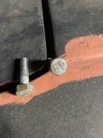 Unknown screws