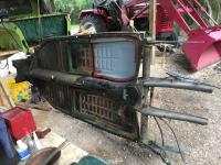Body/ Chassis /Front Axle / Drums
