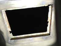 81 Westy Skylight hole