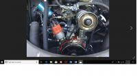 engine leak area
