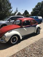 71 super beetle Restoration