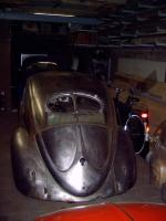 in the garage with the 1200 german looker, and the 1302 convertible