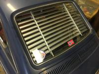 VW 411 blinds