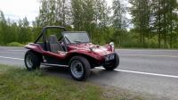 Finnish Mac (possibly Cactus) buggy