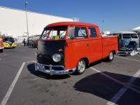 Red Double Cab