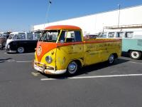 Yellow Bosch Logo Single Cab from NV