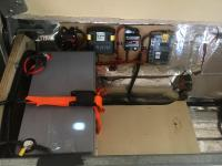 AUX battery and Other work