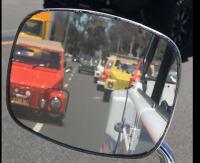 Thing side mirror
