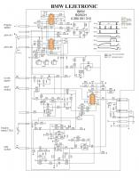 LE-Jetronic schematic
