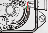 adjusting early four wire D-jet TVS