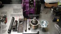 091 6-rib transmission tools cheap and homemade