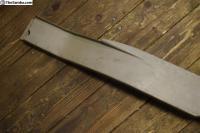 NOS Innersill, right 68-79 baywindow 214 801 272 B Repair panel