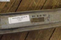 NOS B-pillar left 68-79 Bay Window 241 809 251 Repair panel