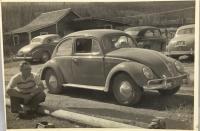Vintage 1955 Montana photo