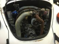 Blow through Kadron turbo
