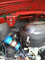 Oil Fill to Air Filter