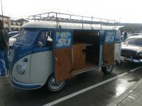 My 56 VW double door camper