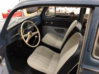 59 VW Interior