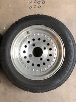 PRO.WHEEL and are 4x130 lug 15x4.5 wheel