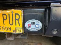 Steyr Puch Gwagen badge