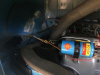 Blue Coil and Electronic Ignition