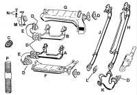 Muffler, Exhaust and Heater 1975-1978