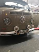 deluxe bumper trim